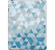 Isometric Winter iPad Case/Skin