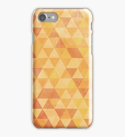 Isometric Summer iPhone Case/Skin
