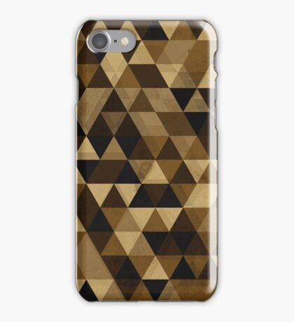 Isometric Autumn iPhone Case/Skin