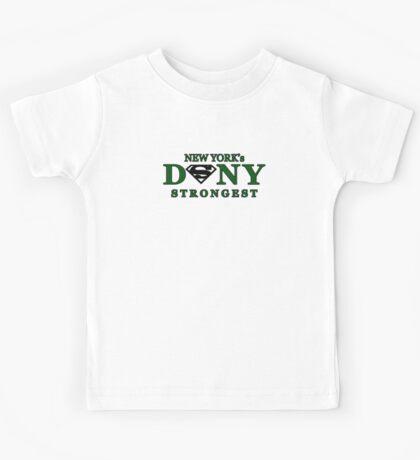 NYC DSNY Strongest Kids Tee
