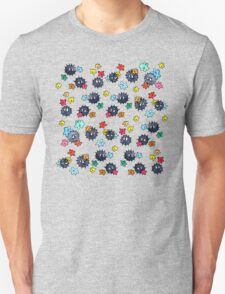 Soot Sprites and Star Candy Unisex T-Shirt