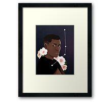 A Good Man. Framed Print