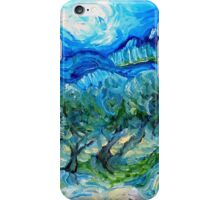 The Olive Groves where Vincent Walked iPhone Case/Skin