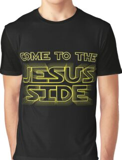 Jesus Graphic T-Shirt