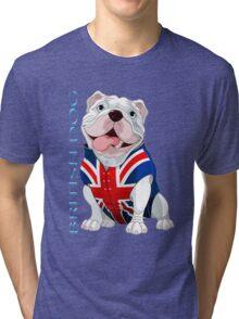 britain, uk, england, british, london, doctor who, it crowd, torchwood, cardiacs, monty, tom hiddleston, benedict cumberbatch, sherlock, dog, cats, cute, kittens, bbc, garfield  Tri-blend T-Shirt