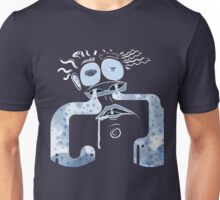 Breathing the Chill Air Unisex T-Shirt