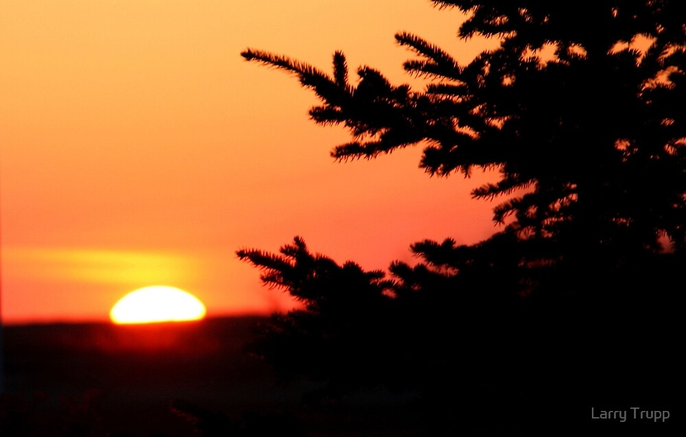 AT DAY'S END by Larry Trupp
