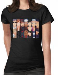 Midworld: Main Cast Womens Fitted T-Shirt