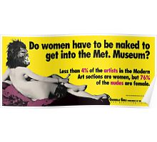 Do Women Have to be Naked? Poster