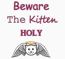 Beware The Kitten Holy One Piece - Short Sleeve