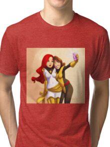 Selfie Tri-blend T-Shirt