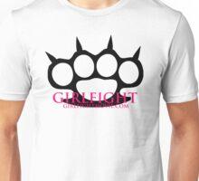 GIRLFIGHT - Main Brass Knuckles Logo Unisex T-Shirt
