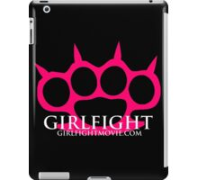 GIRLFIGHT - Pink Brass Knuckles iPad Case/Skin