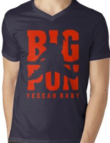 Big Pun Mens V-Neck T-Shirt