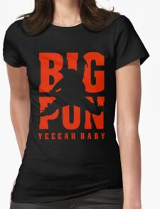 Big Pun Womens Fitted T-Shirt