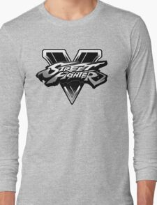 street fighter v Long Sleeve T-Shirt