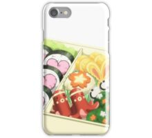 Anime Bento iPhone Case/Skin