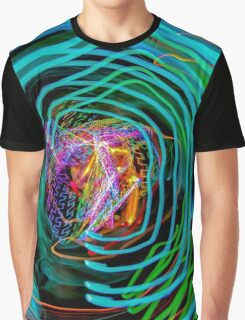 Psychedelic Exposure Graphic T-Shirt