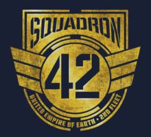 squadron 42 One Piece - Long Sleeve