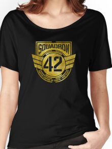 squadron 42 Women's Relaxed Fit T-Shirt