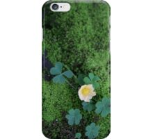small yellow Flowers iPhone Case/Skin