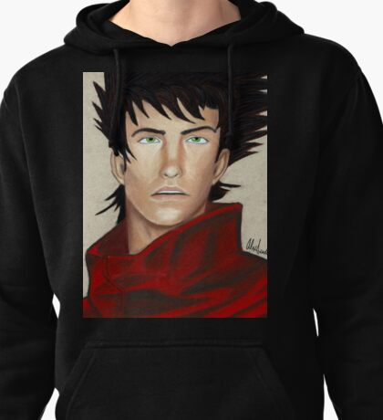 Vincent Law Pullover Hoodie