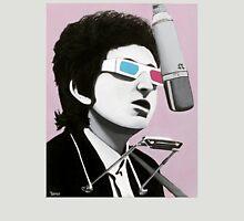 Bob's Perspective, Acrylic Painting, Bob Dylan Unisex T-Shirt