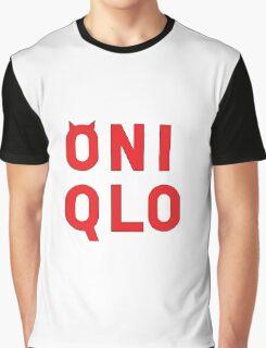 oniqlo Graphic T-Shirt