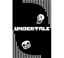 Undertale - Bone Wave Photographic Print