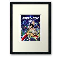 Astro boy Framed Print