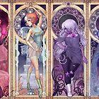 Steven Universe Mucha by DreamLight Designs