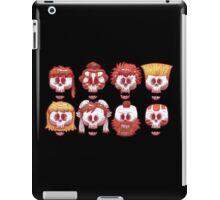 Skull Fighter 2 iPad Case/Skin