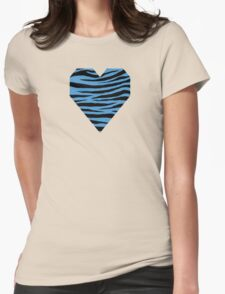 0119 Celestial Blue Tiger T-Shirt