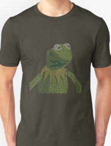 It's not easy, bein' Kermit Unisex T-Shirt