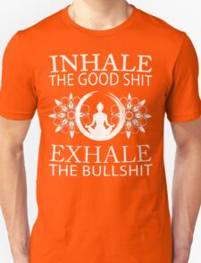 Yoga Breathe Unisex T-Shirt