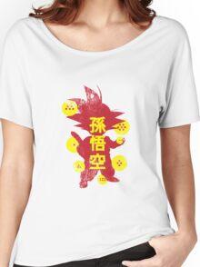 Catch'em Goku Women's Relaxed Fit T-Shirt
