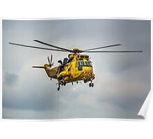RAF Search & Rescue Poster