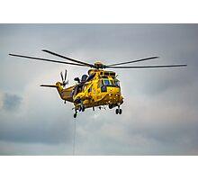 RAF Search & Rescue Photographic Print