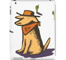 Sheriff JoJo iPad Case/Skin