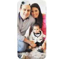 Agushi family iPhone Case/Skin