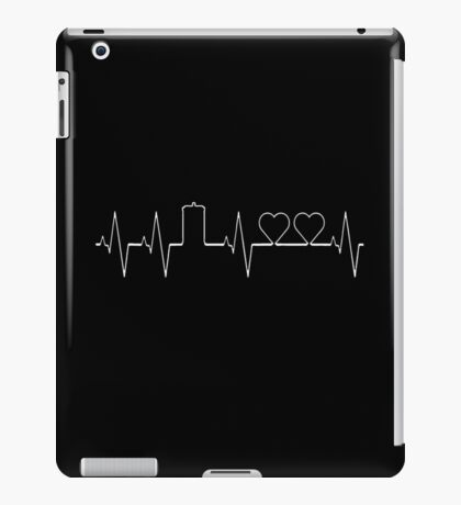 Dr Who Two Hearts iPad Case/Skin