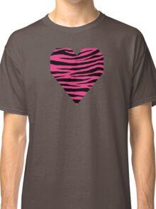 0121 Cerise Pink Tiger Classic T-Shirt