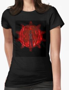 Dave Strider Womens Fitted T-Shirt