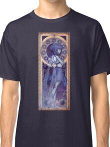 Lapis Lazuli Mucha Classic T-Shirt
