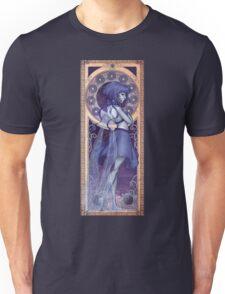 Lapis Lazuli Mucha Unisex T-Shirt