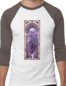 Amethyst Mucha Men's Baseball ¾ T-Shirt