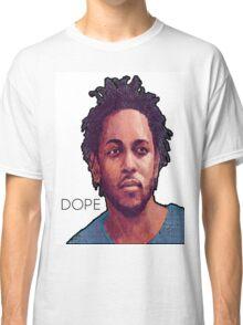 Kendrick Lamar DOPE Graphic Classic T-Shirt