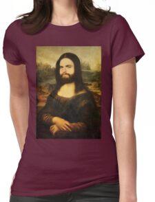 Mona-Lisa Galifianakis Womens Fitted T-Shirt
