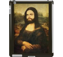 Mona-Lisa Galifianakis iPad Case/Skin