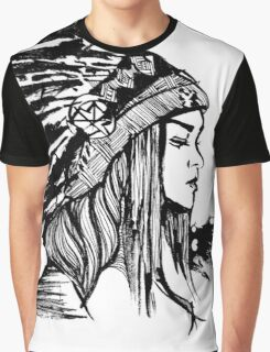 Native Graphic T-Shirt